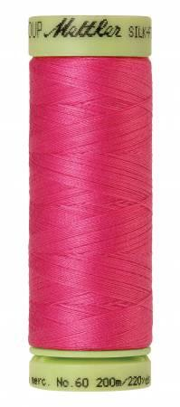 Mettler Thread Silk Finish Cotton 60 wt. 220 yds. 9240-1423 Hot Pink