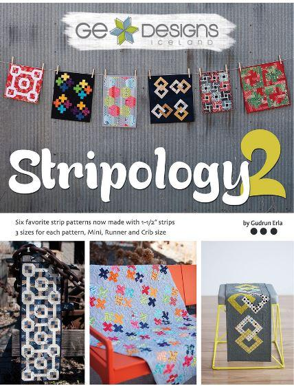 Stripology 2 Booklet by Gudrun Erla GE510