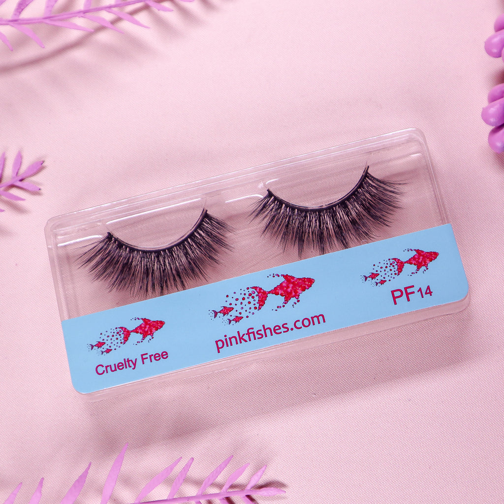 MUA Strip Lashes PF14