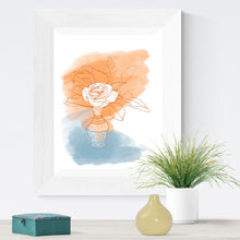 Load image into Gallery viewer, Tangerine Blue