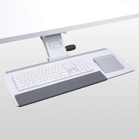 S2s Compact Sit Stand Keyboard Tray System Workrite
