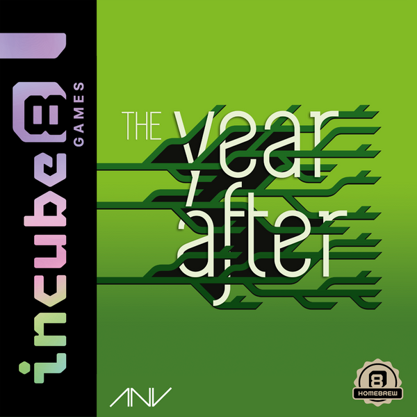 The Year After (GBC) - Cover