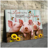 Canvas Pig Home