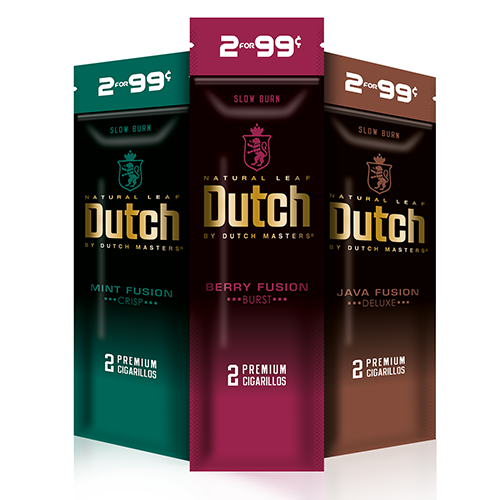 Cigarrillos Holandeses Premium Dutch
