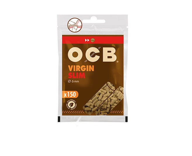 Filtros OCB Virgin Slim x 150