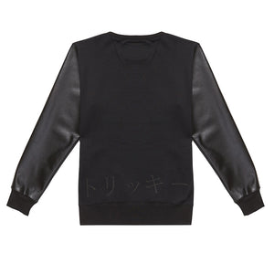 HIRO : sweatshirt : black