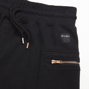 SLOW : joggings : black