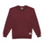 NOTORIOUS : sweatshirt : burgundy