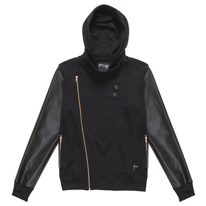 REVOLUTION III : jacket : black