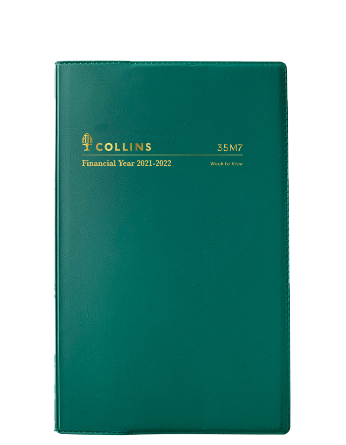FINANCIAL YEAR DIARY - 2021-22 - B7R WEEKLY