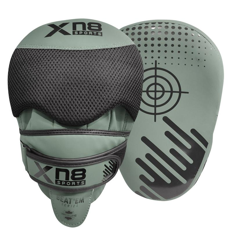 Xn8 Sports Focus Pad Training Grey Color