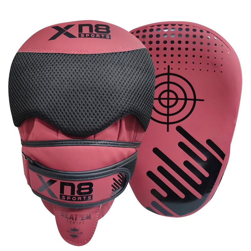 Xn8 Sports Focus Pad Training Red