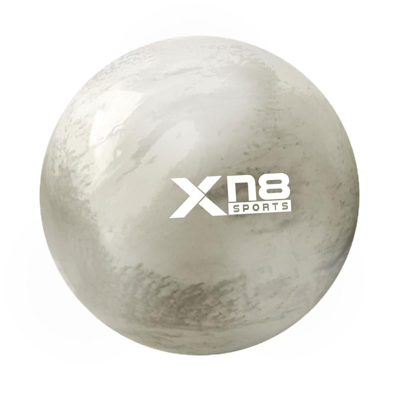 Xn8 Sports Gym Ball Workout Rainbow Grey Color