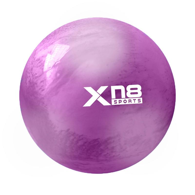 Xn8 Sports Gym Ball Rainbow Purple Color