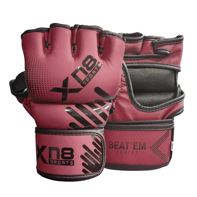 Xn8 Sports Venum MMA Gloves Ruby Wine