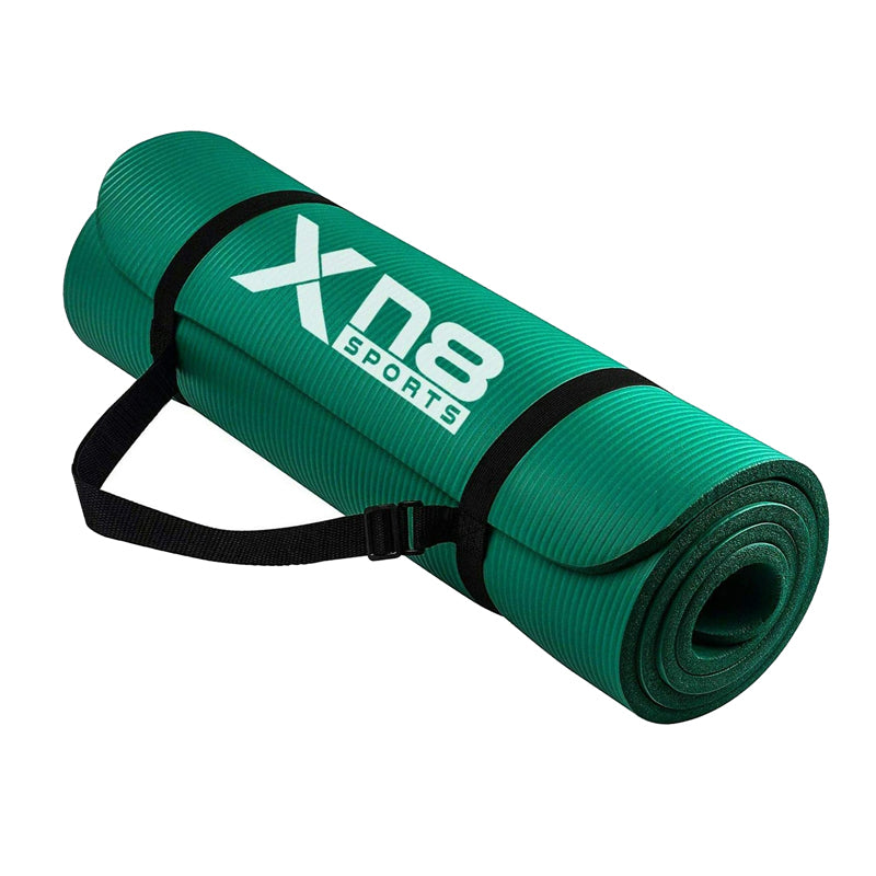 Xn8 Sports Yoga Mat Cheap Dark Green