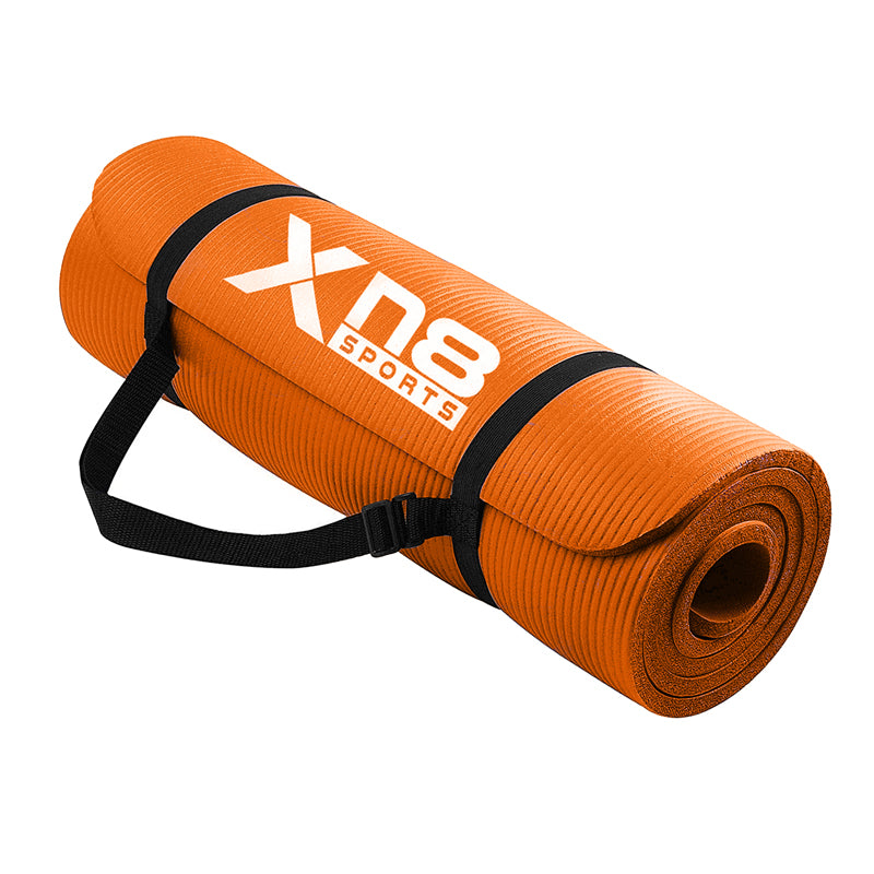Xn8 Sports Best Yoga Mat Orange