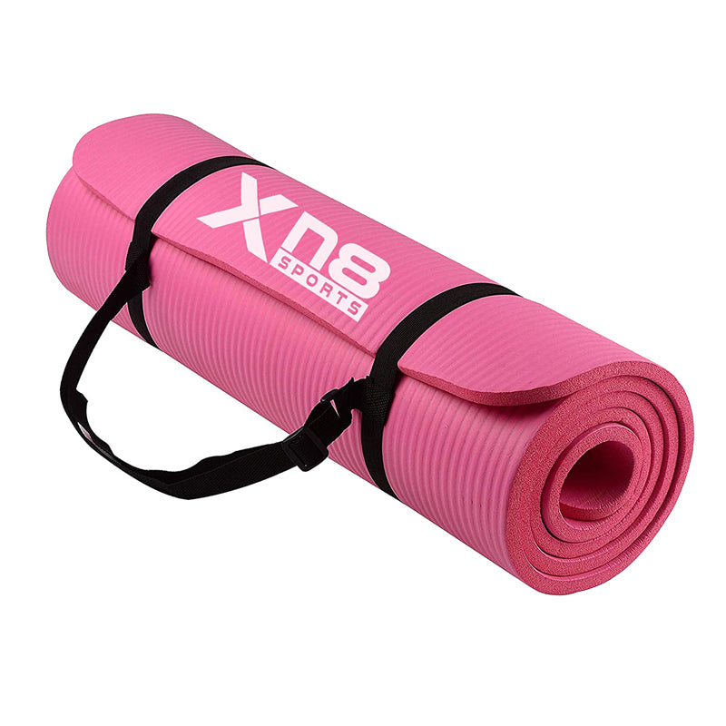 Xn8 Sports Yoga Mat Thickness Pink