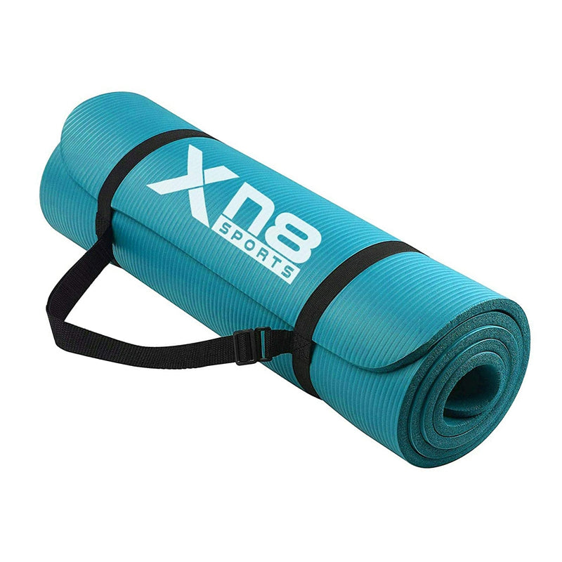 Xn8 Sports Bag Yoga Mat Turquoise