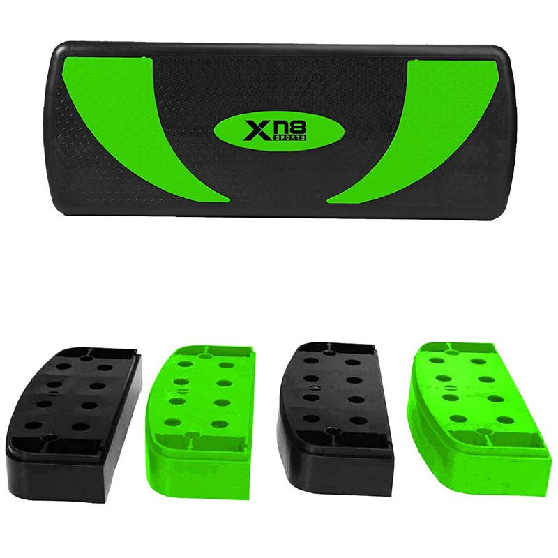 Xn8 Sports Aerobic Stepper Lime Green Color
