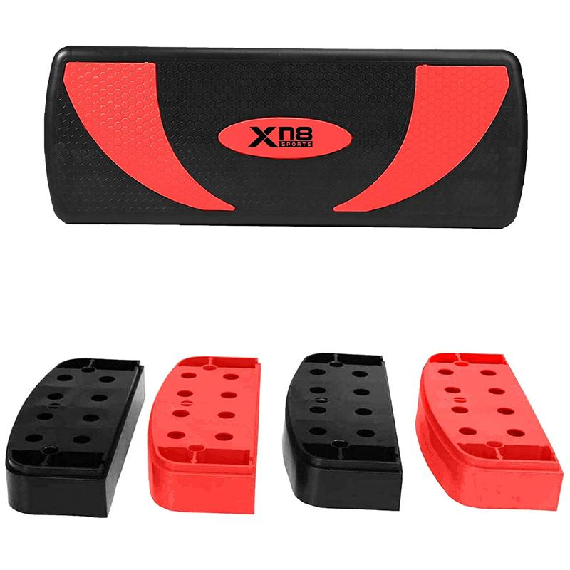 Xn8 Sports Buy Aerobic Stepper Red Color