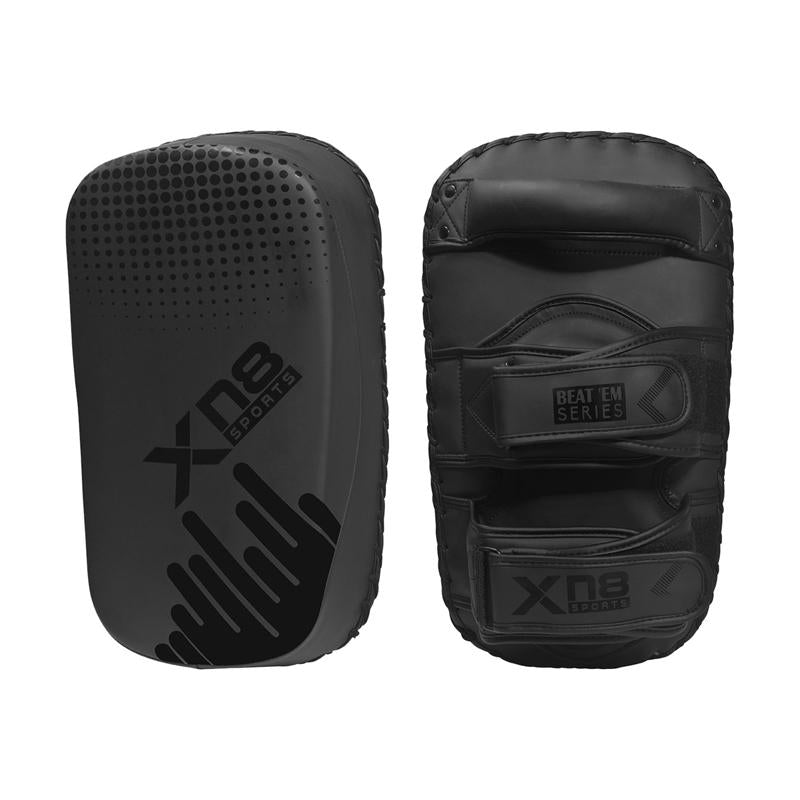 Xn8 Sports Thai Pads Black