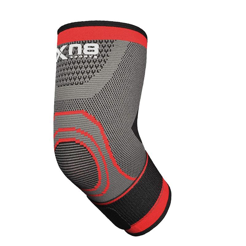 Xn8 Sports Elbow Support Weight Lifting Red