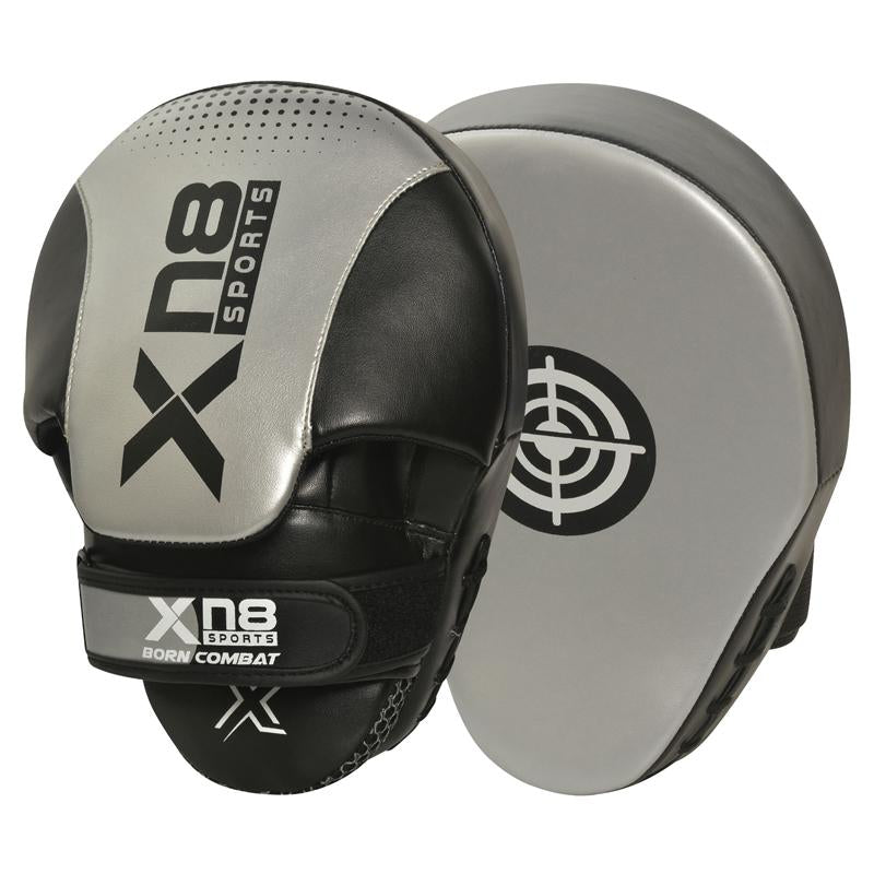 Xn8 Sports Focus Pad Workout Silver Color