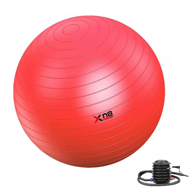 Xn8 Sports Gym Ball Sizes Red Color