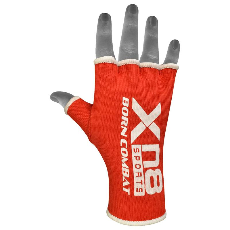 Xn8 Sports Hand Glove Red Color
