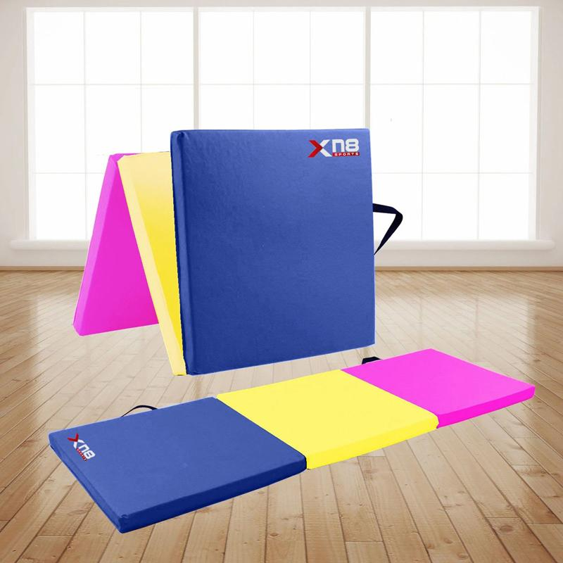 Xn8 Sports Gymnastic Mats Thick Rainbow 1