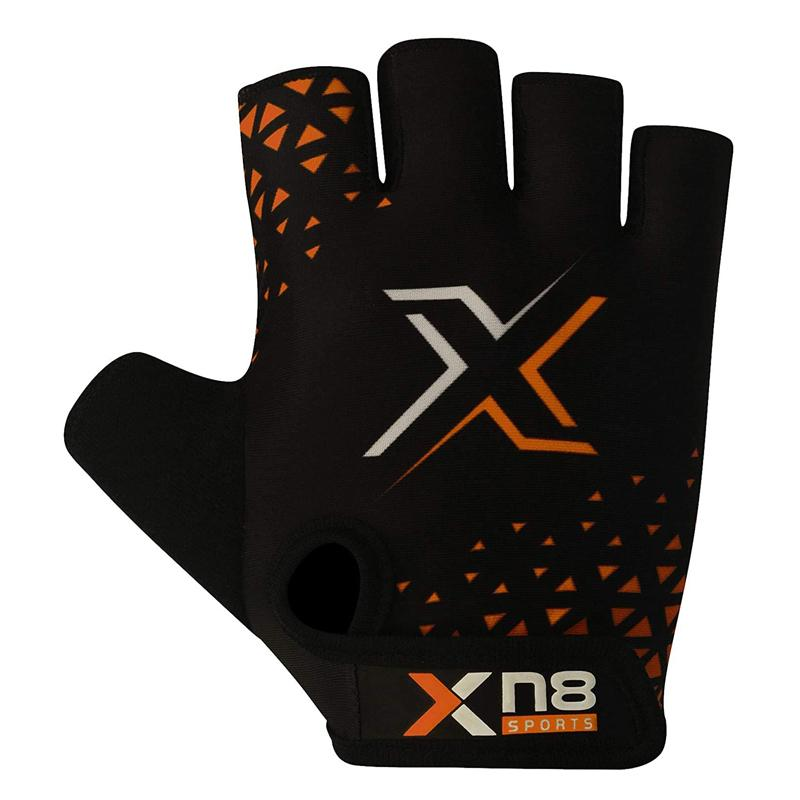 Xn8 Sports Weight Lifting Gloves Mens Orange