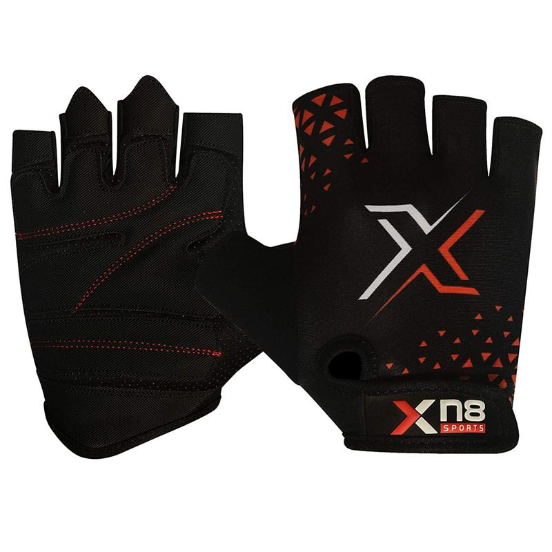 Xn8 Sports Weightlifting Gloves Red