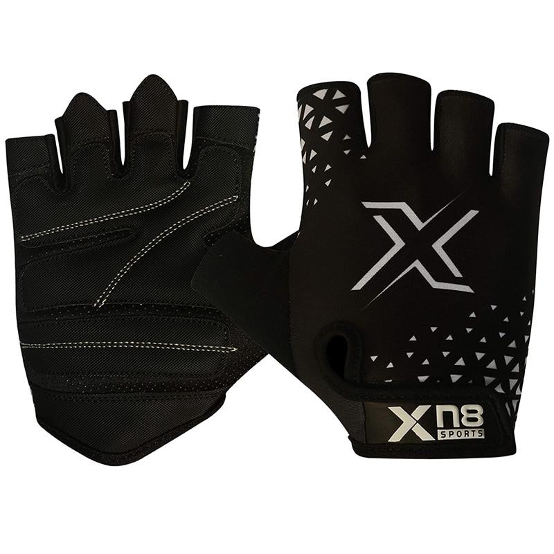 Xn8 Sports Weight Lifting Gloves Full Finger White