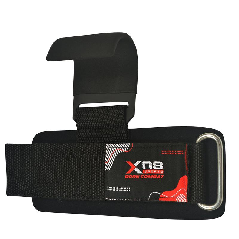 Xn8 Sports Hook Straps Black Color
