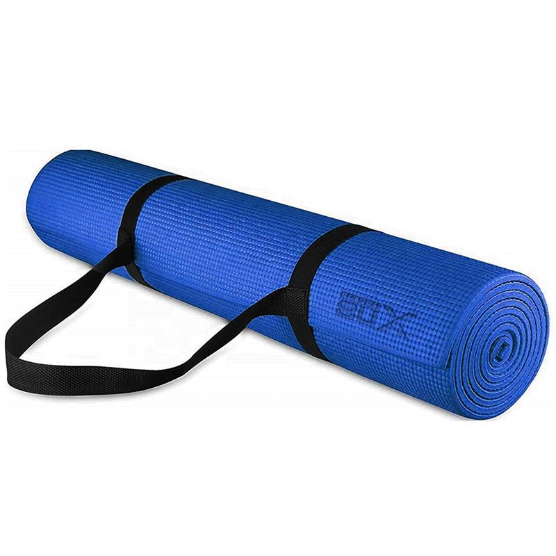 Xn8 Sports Tpe Yoga Mat Blue