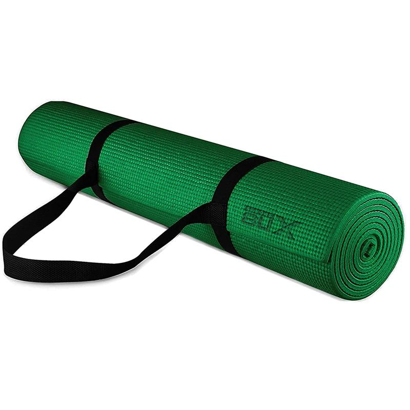 Xn8 Sports Yoga Mat Tpe Green