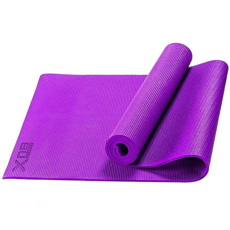 Xn8 Sports Yoga Mat Tpe Purple Color