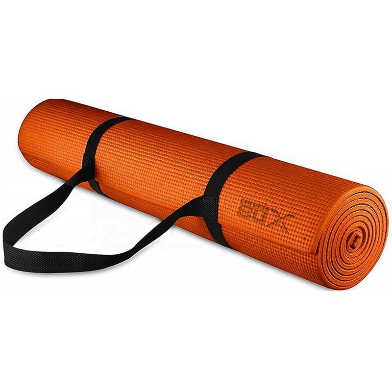 Xn8 Sports Buy Yoga Mat Online Orange
