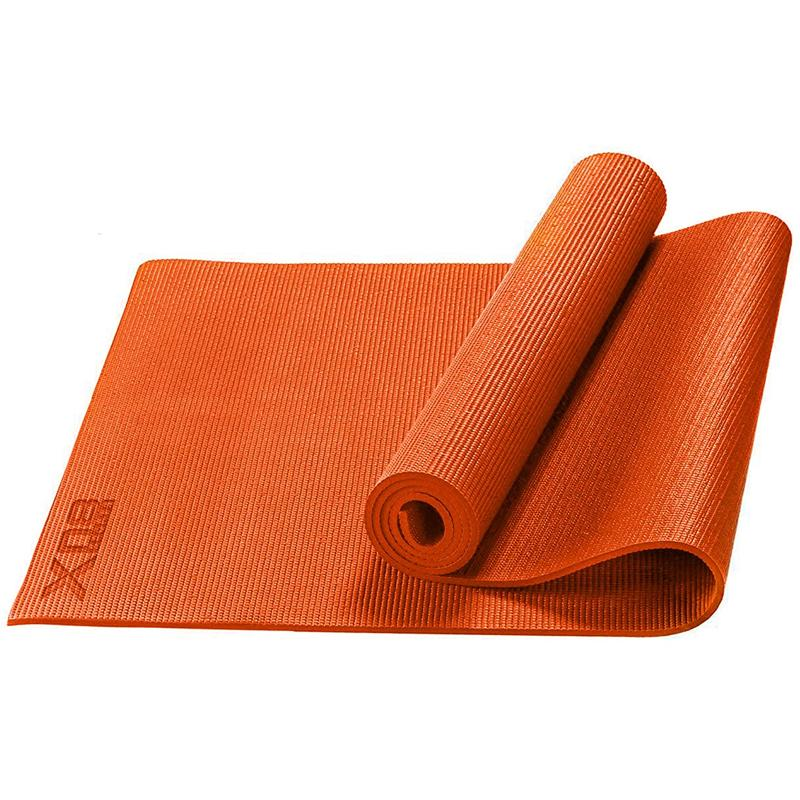 Xn8 Sports Tpe Yoga Mat Orange Color