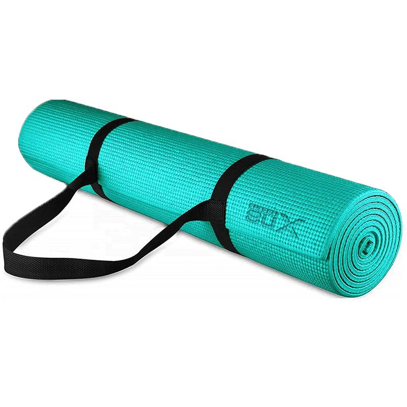 Xn8 Sports Buy Yoga Mat Online Turquoise Color