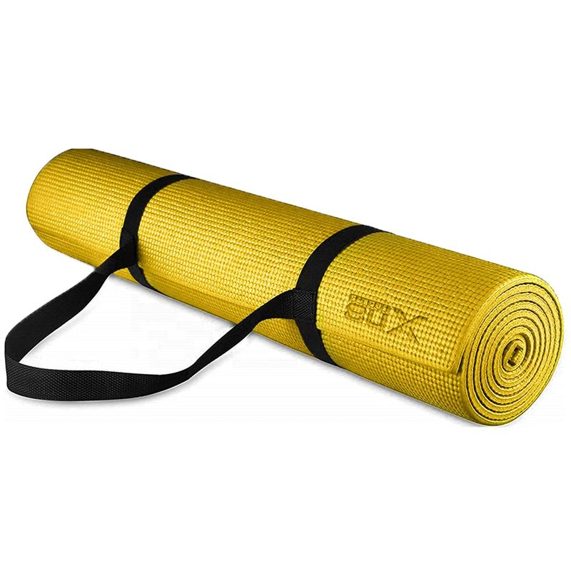 Xn8 Sports Buy Yoga Mat Online Yellow
