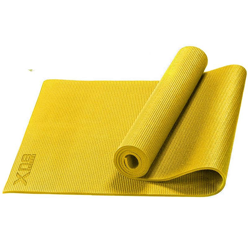 Xn8 Sports Padded Yoga Mat Yellow Color