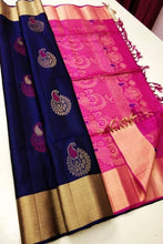 Load image into Gallery viewer, Summer Pack Of Banarasi Silk Saree!