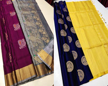 Load image into Gallery viewer, Summer Season Sale Of Silk Saree Pack!