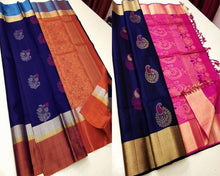 Load image into Gallery viewer, Best Silk Saree Pack Offer for Women!