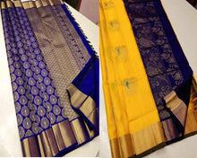 Load image into Gallery viewer, Discount Pack Of Banarasi Soft Silk Saree Pack!