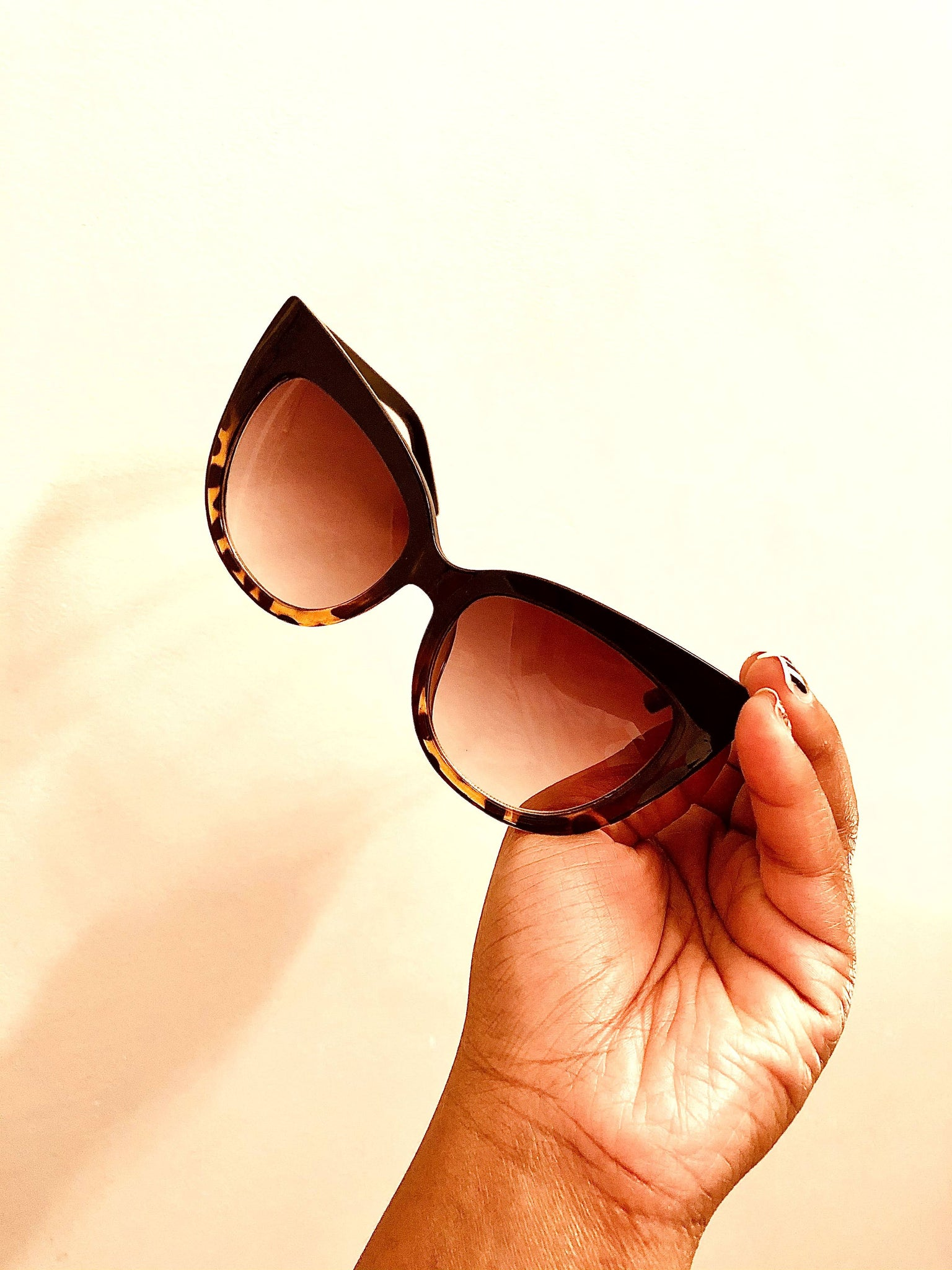 Josie Bee Nosey Shades Sunglasses AABÁ Boutique