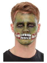 Load image into Gallery viewer, Smiffys Make-Up FX, Zombie Face Transfer
