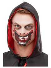 Load image into Gallery viewer, Smiffys Make-Up FX, Slashed Mouth Kit, Aqua